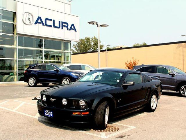 2007 FORD MUSTANG GT 2Dr Coupe in Surrey, British Columbia