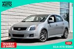 2010 Nissan Sentra SE-R*AUTOM*A/C*PADDLESHIFT*MAGS*BAS KILO* in Longueuil, Quebec