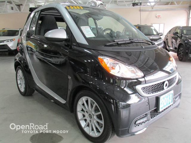 2013 Smart Fortwo Passion - Air Conditioning, Power Windows, Keyl in Port Moody, British Columbia