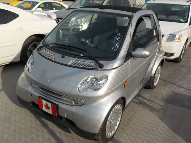 2006 Smart Fortwo (Canada) in Innisfil, Ontario