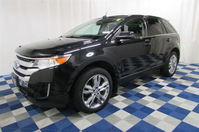 2011 FORD EDGE Limited AWD/LEATHER/NAV/LOADED!!! in Winnipeg, Manitoba