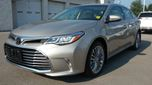 2018 Toyota Avalon LIMITED+LEATHER+NAVIGATION   in Cobourg, Ontario