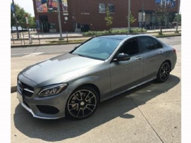 2016 MERCEDES-BENZ C-CLASS C450 AMG 4MATIC in Mississauga, Ontario
