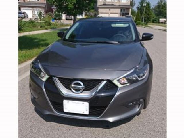 2017 NISSAN MAXIMA 4dr Sdn S in Mississauga, Ontario