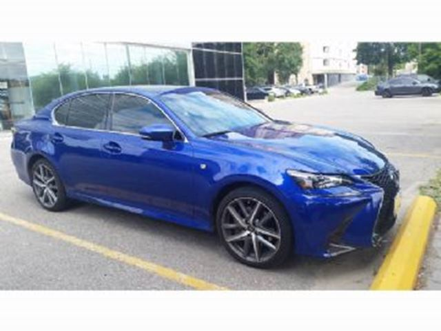 2016 lexus gs 350 awd 4dr f sport series ii mississauga. Black Bedroom Furniture Sets. Home Design Ideas