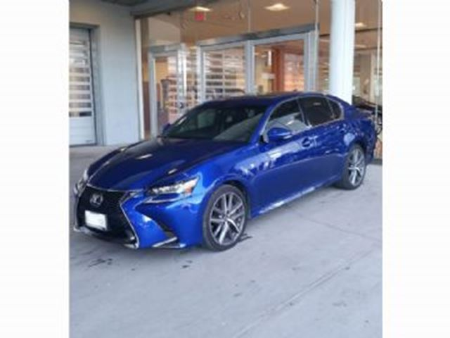 2016 lexus gs 350 awd 4dr f sport series ii mississauga ontario car for sale 2852993. Black Bedroom Furniture Sets. Home Design Ideas