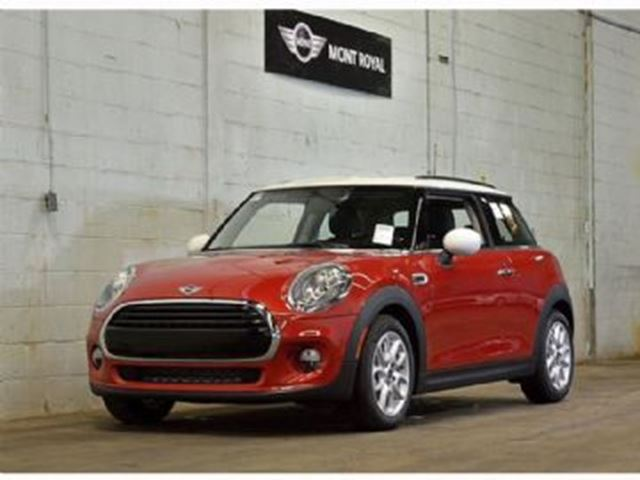 2017 MINI COOPER Mini Cooper 3 door Demo Rebate in Mississauga, Ontario