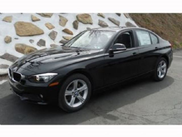 2014 BMW 3 Series 4dr Sdn 320i xDrive AWD in Mississauga, Ontario