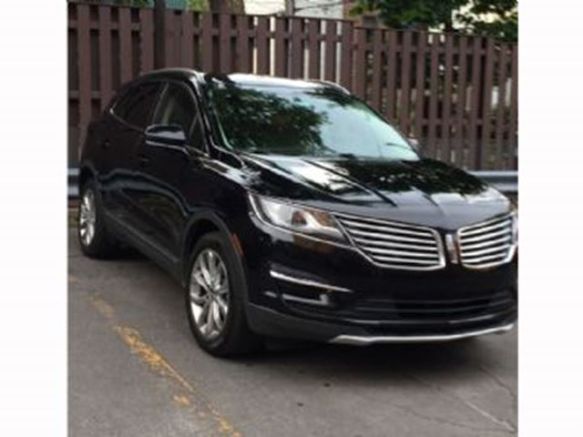 2017 LINCOLN MKC NAV + TOIT PANO + CUIR in Mississauga, Ontario