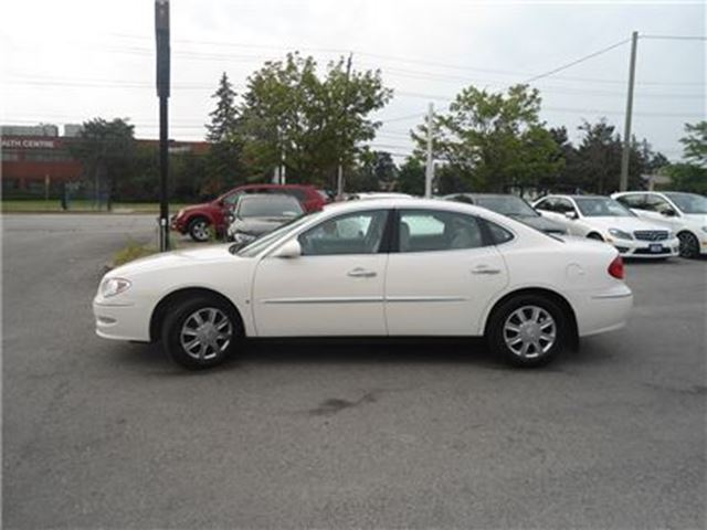2008 BUICK ALLURE AUTO 4DR SEDAN LOW KM NO ACCIDENT PW PL PM CRUISE in Oakville, Ontario