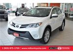 2013 Toyota RAV4 AWD Limited Technology Package in Milton, Ontario