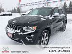 2016 Jeep Grand Cherokee Limited in Brampton, Ontario