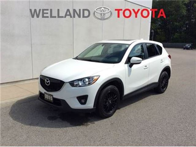 2015 MAZDA CX-5 GS in Welland, Ontario