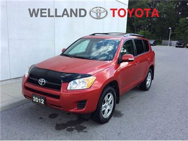 2012 TOYOTA RAV4 TOURING FRONT WHEEL DRIVE in Welland, Ontario