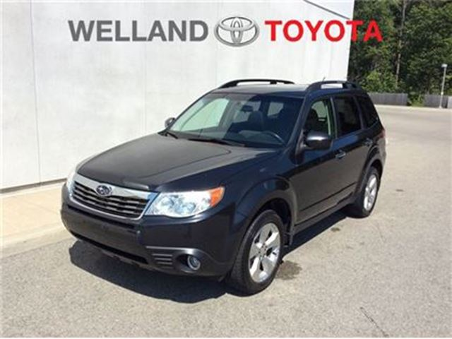 2010 SUBARU FORESTER X Touring in Welland, Ontario