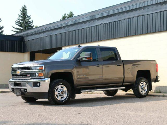 2015 CHEVROLET Silverado 2500  LT 6.5FT BOX GREAT OPTIONS FINANCE AVAILABLE in Edmonton, Alberta
