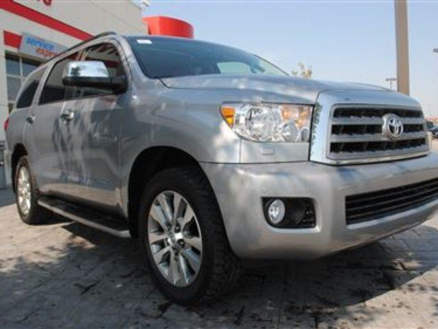 2011 Toyota Sequoia Limited 5.7L V8 in Airdrie, Alberta
