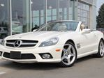 2011 Mercedes-Benz SL-Class SL 550 2dr Roadster in Kamloops, British Columbia