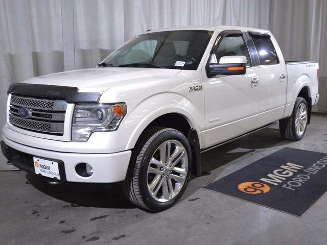 2014 FORD F-150 Limited in Red Deer, Alberta