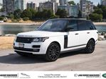 2016 Land Rover Range Rover V8 Supercharged SWB (2016.5) in Vancouver, British Columbia