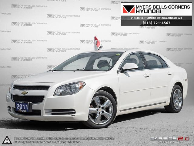 used 2011 chevrolet malibu 2lt ottawa. Black Bedroom Furniture Sets. Home Design Ideas