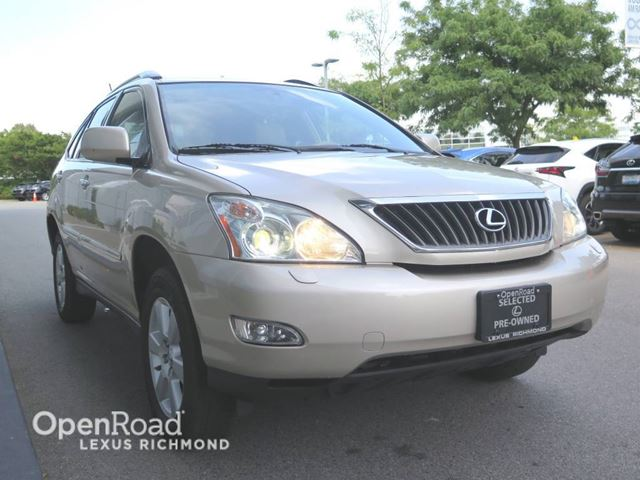 2008 LEXUS RX 350 Premium in Richmond, British Columbia