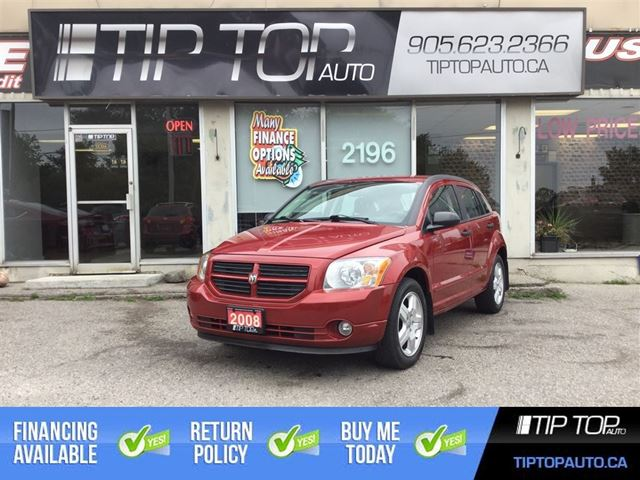 2008 DODGE CALIBER SXT ** LOW KMS, Great Condition, Amazing Price  in Bowmanville, Ontario