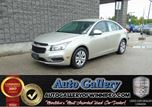 2015 Chevrolet Cruze 1LT *Back up Camera! in Winnipeg, Manitoba