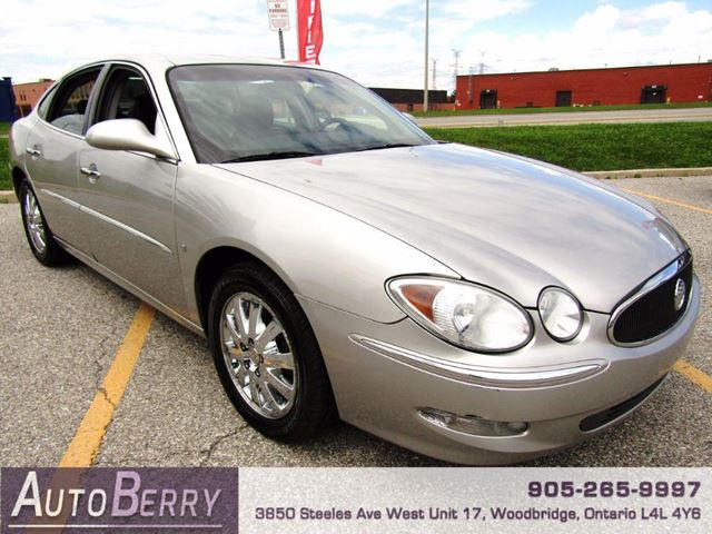 2007 BUICK ALLURE CXL - FWD - LEATHER in Woodbridge, Ontario