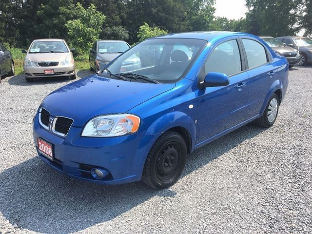 2008 PONTIAC G3 Wave in Newmarket, Ontario