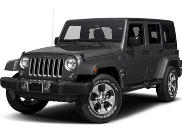 2014 JEEP WRANGLER Unlimited Sahara in Coquitlam, British Columbia