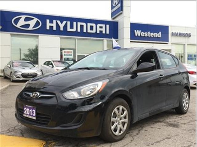 2013 HYUNDAI ACCENT 5Dr GL at in Toronto, Ontario