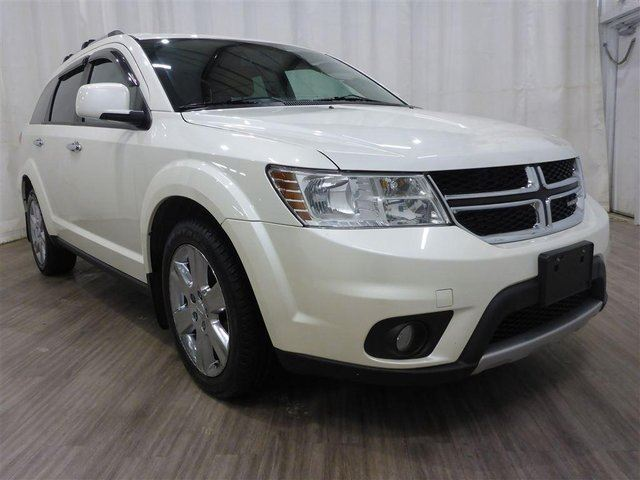 2012 DODGE JOURNEY R/T in Calgary, Alberta