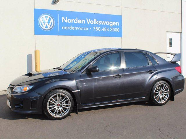 2013 SUBARU IMPREZA Base 4dr All-wheel Drive Sedan in Edmonton, Alberta