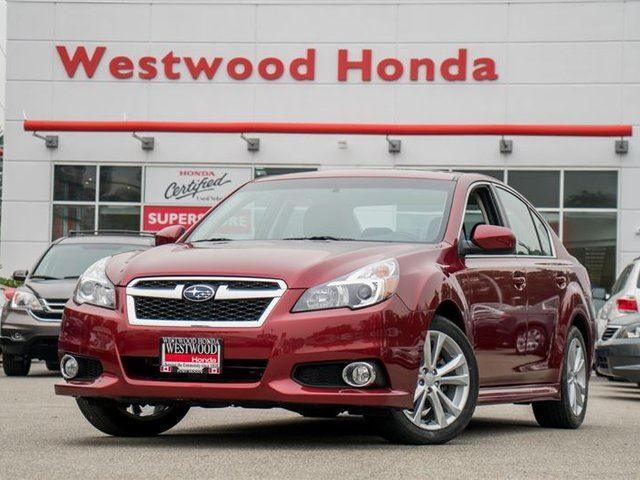 2014 SUBARU LEGACY 2.5i Convenience Package in Port Moody, British Columbia