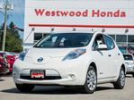 2014 Nissan Leaf S - Accident Free, One owner! in Port Moody, British Columbia