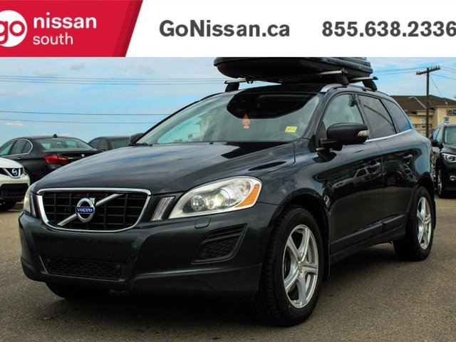 2011 VOLVO XC60 LEATHER, SUNROOF, AWD, LANE DEPARTURE NOTICE! in Edmonton, Alberta