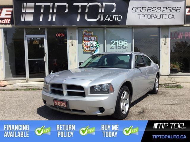 2008 DODGE CHARGER SE in Bowmanville, Ontario