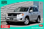 2009 Toyota RAV4 *AWD*AUTOM*A/C*V6*SILVER*PROPRE* in Longueuil, Quebec