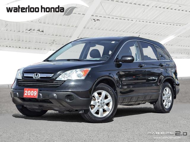 2009 HONDA CR-V EX-L One Owner. AWD, Leather and More! in Waterloo, Ontario