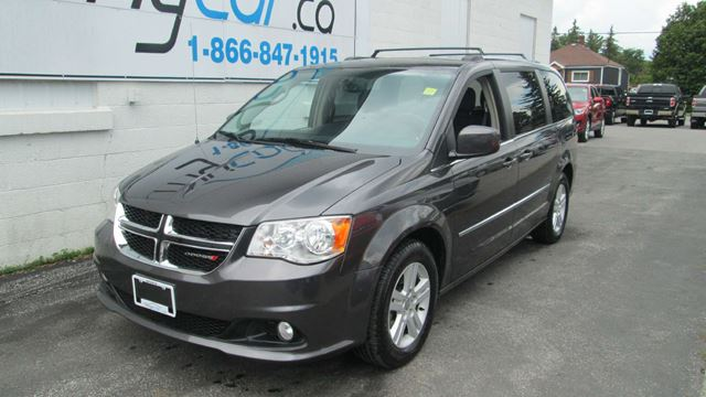 2016 DODGE GRAND CARAVAN Crew in Richmond, Ontario