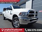 2017 Dodge RAM 3500 SLT *NEVER OWNED*ONLY 35KMS* in Surrey, British Columbia