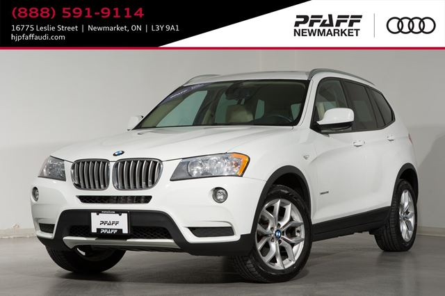 2011 BMW X3 xDrive28i in Newmarket, Ontario