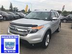 2015 Ford Explorer Limited leather roof & navi in Edmonton, Alberta