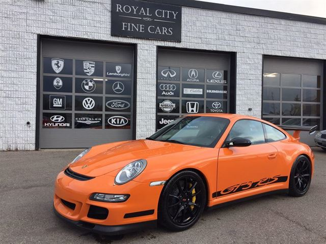 2007 PORSCHE 911 GT3 RS Canadian Car RARE in Guelph, Ontario