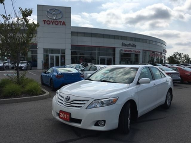 2011 Toyota Camry XLE in Stouffville, Ontario