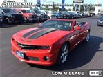 2013 Chevrolet Camaro SS - Low Mileage in Woodstock, Ontario