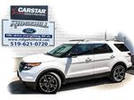 2015 Ford Explorer Sport  3.5L ECO BOOST  NAV  LEATHER  PANO ROOF in Cambridge, Ontario