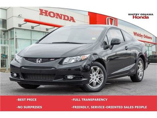 2013 HONDA Civic Si   Manual in Whitby, Ontario