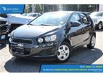 2014 Chevrolet Sonic LS Manual in Coquitlam, British Columbia